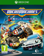 Micro Machines World Series - XBOX ONE ITA - NUOVO/SIGILLATO [XONE0397]