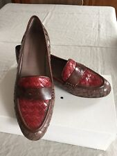 Cuir tressé dans chaussures plates et ballerines pour femme   eBay b7366d0b1b86
