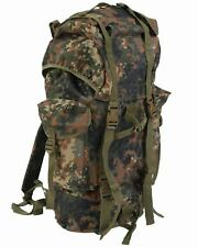 BW Bundeswehr Kampfrucksack Rucksack 65 L Flecktarn Outdoor Trekkingrucksack