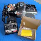 "Vintage Nikko ""Smokin' Bubba"" RC 4X4 Monster Truck Remote Control 1/14 Scale"