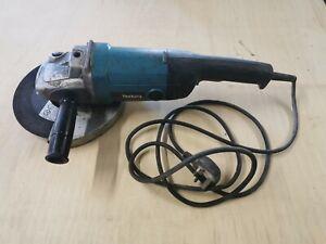 """MAKITA 9069s 240v Angle grinder 9"""" (230mm) 2000w"""