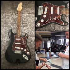 GFA Jawbreaker * BLAKE SCHWARZENBACH * Signed Electric Guitar PROOF AD1 COA
