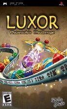 Luxor: Pharaoh''s Challenge PSP New Sony PSP