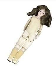Darling Doll Antique German Bisque 15� Leather Body