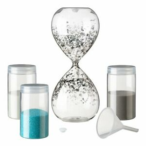 Wedding Unity Sand Ceremony Unity Sand Hour Glass withFunnel and Sands