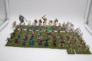 Undead Skeleton Army Warhammer Army Metal Miniatures Dungeons and Dragons
