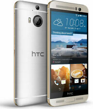 HTC One M9+ Plus M9pw 32GB 5,2 Zoll Smartphone 4G LTE Grau, Gold on Silber, Gold