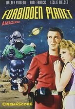 Forbidden Planet (DVD) (Rpkg) New Free Shipping