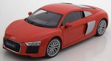 1:18 Welly Audi R8 V10 2016 red/silver