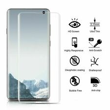 VITRE FILM PROTECTION ECRAN TPU FULL COVER 3D SAMSUNG GALAXY S10 S9 S8 NOTE 8/9