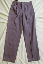 NEW WITH TAGS YOUNG MEN'S BOSSINI GRAY KHAKI PANTS SIZE 29x32 STEEL GRAY