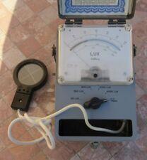 Luxmètre Pro Metrix 1033 A Vintage