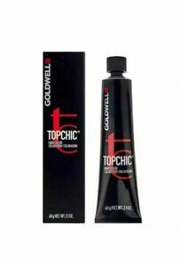 GOLDWELL TOPCHIC TUBES 60ML - Permanent Hair Colour ALL SHADES