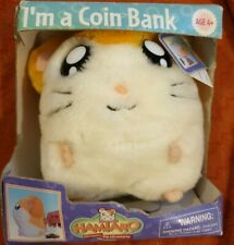More details for hamataro coin bank - money box boxes with tags missing stopper
