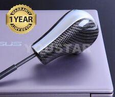 AU STOCK GENUINE 3D CARBON Auto Shift Knob for BMW E46 E36 E60 E39 X5 X3 Z3