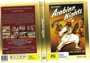 Arabian Nights (1942) DVD