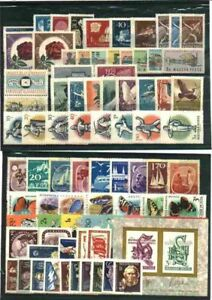 Hungary 1959. Full year collection set with block MNH (**) 81 EUR