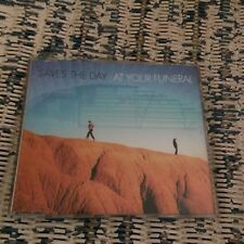 Saves the Day CD At Your Funeral 2002 B-unique Vagrant Records 2002 BUN 021-CDS
