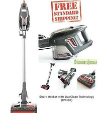 Shark HV380 Rocket Complete Upright Vacuum Cleaner DuoClean Bagless Ultra-light