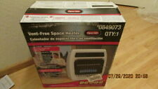 Dyna-Glo Vent Free Heater 10,000 BTU Dual Fuel Propane Natural Gas BF10DTL-2