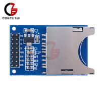 SD Card Module Slot Socket Reader SPI 3. 3V/5V For Arduino ARM MCU Peripheral