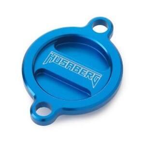 OIL FILTER PLUG BLUE HUSABERG  81338941000