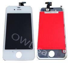 Reemplazo Lcd Pantalla Táctil Cristal para iPhone 4S BLANCO + GRATIS PROTECTOR