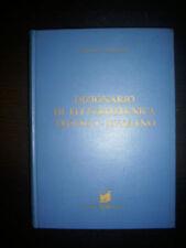 DIZIONARIO DI ELETTROTECNICA - TEDESCO/ITALIANO - ED:IL ROSTRO MILANO - 1962 (GU