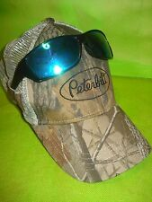 Peterbil Hat :    Realtree Sunglasses Camo Front / Mesh Back Truckers Hat