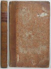 1828 BRITISH ALMANAC OR YEAR BOOK & ALMANACK COMPANION  ENGLAND & WORLD HISTORY