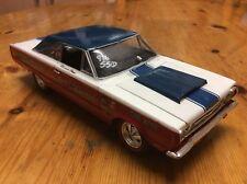 1/25 Plymouth GTX Sox e Martin auto da corsa in plastica molto ben costruito e dipinto!