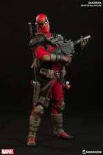 "Sideshow Deadpool Action Figure 1/6 12"" Marvel Comics"