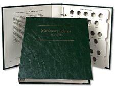 Littleton Coin Album LCA02 Mercury Dime Album 1916-1945
