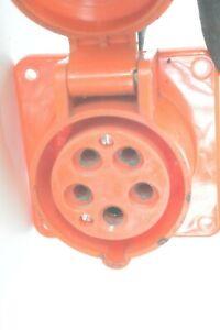 Starkstromsteckdose AES516T-2/06 (D.1292)
