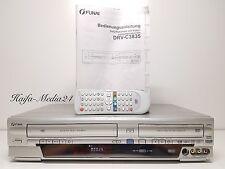 Funai DRV-C3835 DVD Recorder / VHS Videorecorder Rekorder 12 Monate Gewährl.