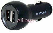 Dual USB Car Charger Cigarette Lighter Adapter 5 Volt USB Vehicle Adapter NEW