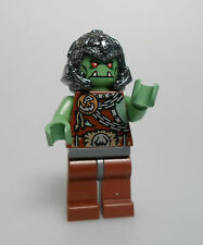 LEGO® Ritterwelt Castle 1x Minifigur Orc Warrior Troll mit Helm 7097 7041 Figur