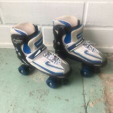 Mongoose focus series skates Men & boys size 5 to 8 adjustable on good condition