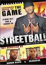 Streetball Confidencial (DVD + CD)