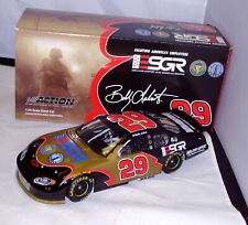 1:24 ACTION 2004 #29 ESGR ARMY RESERVES NATIONAL GUARD MILITARY BOBBY LABONTE