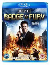 Jet Li Badge of Fury  on Blu Ray