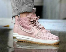 NIKE LF1 DUCKBOOT UK 7.5 EU 42 PINK AA0283-600 BOOTS AF1 AIR FORCE 1 WINTER
