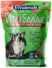 Vitakraft Vita Smart Sugar Glider Food, New, Free Shipping