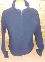 Damen Fleecejacke, dunkelblau, Gr. L, Bywater