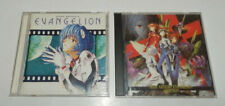 NEON GENESIS EVANGELION 2 + NEON GENESIS EVANGELION ADDITION cd soundtrack anime