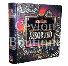 Basilur Oriental Collection - Mix of The Finest Classic Ceylon Teas in Tea Book
