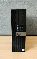 Dell Optiplex 7040 SFF Intel Core i7 6700 6th Gen@3.40Ghz 8GB 256GB NVMe SSD 1TB