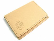 SUPERIOR HIGH QUALITY GENUINE LEATHER CREDIT CARD HOLDER CASE WALLET PURSE