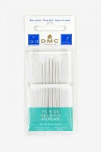 DMC Beading Hand Needles - Size 10-12