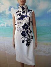 Kaleidoscope placement print high neck shift dress size UK 10 RRP £79